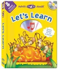 Let's Learn (with audio CD and easy-to-download sing-along music) (Storybook Set