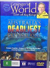 Australia's Deadliest Destinations Volume 3 dvd
