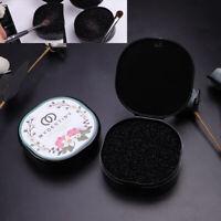 Black lovely Makeup Brush Clean Eye Shadow Sponge Cleaner Make Up Brushes ToJTT