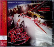 Michael Giacchino-Speed Racer-Soundtrack-Japan CD OBI (GNCE-7024)-New Sealed