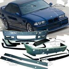 COMPLETE BODY KIT FOR BMW E36 90-99 SERIES 3 M3 LOOK BUMPER SIDE SKIRTS