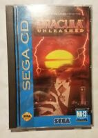 Brand New Dracula Unleashed • Sega Genesis CD CDX System/Console • TruVideo