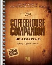 The Coffeehouse Companion Sheet Music The Best Blend of Contemporary & 000140895