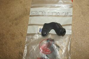 HONDA GENUINE Z50 NU50 NC50 NX50 LH HANDLE BAR RUBBER CABLE COVER 53179-170-700