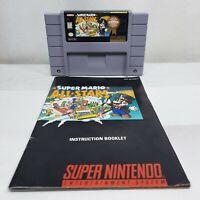 Super Mario All Stars SNES 1993, Super Nintendo, Authentic, Tested & Works!!