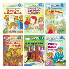 I CAN READ  Level 1 Berenstain Bears Living Lights Faith,Do Not Fear,Piggy Bank