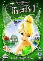 TINKERBELL TINKER BELL WORLD OF FAIRIES WALT DISNEY PICTURES REGION 2 DVD L NEW