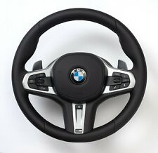 BMW M sport heated steering wheel with shift paddles 5 7 X3 X4 G11 G30 G01 G02