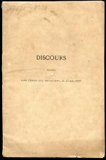 Toulouse, P.-H. Dunand : MONUMENT, LYCEE DE TOULOUSE-GUERRE DE 1870. Fermat