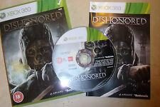 Xbox 360 juego deshonrado + CAJA + INSTRUCCIONES COMPLETO PAL gwo
