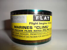 """MARINES """"CLIMB"""" 35mm theater ad for show 30 second commercial FLAT 5/2/03"""