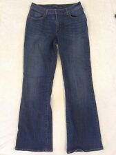 Levis Jeans 12 / 31 Bold Curve Classic Boot Cut Whiskered Denim