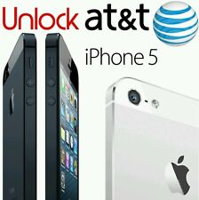 Apple iPhone 5 5S C 6 6+ 7 7s 8  AT&T FACTORY UNLOCK CODE SERVICE