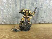 Abaddon the Despoiler - Chaos Space Marines Character - Warhammer 40k Incomplete