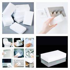 8x Magic Cleaning Foam Sponge Eraser Stain Remover Melamine Pad Multi Purpose UK