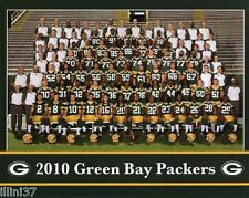 2010 GREEN BAY PACKERS NFL SUPER BOWL CHAMPIONS 8X10 TEAM PHOTO PICTURE #2