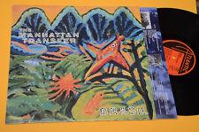 MANHATTAN TRANSFER LP BRASIL ORIG ITALY 1987 EX+