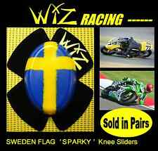 WIZ SPARKY SWEDEN FLAG KNEE SLIDERS