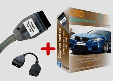 DIAGNOSE INTERFACE passt für BMW 5er E39 E60 E61 für Inpa Ediabas NCS + Software