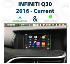 Infiniti Q30 2016 - Current Android Auto & Apple CarPlay Integration