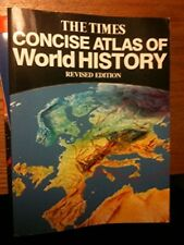 """""""Times"""" Concise Atlas of World History,Geoffrey Barraclough"""