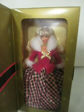 1996 Barbie Avon Winter Rapsody