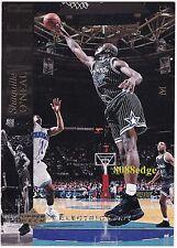 "1993-94 UPPER DECK SE ELECTRIC COURT: SHAQUILLE O'NEAL #32 ""SHAQ""- MAGIC ALL-NBA"