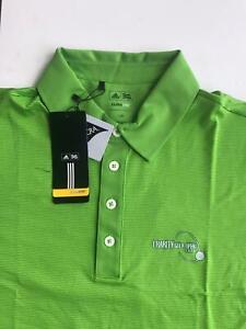 Adidas Golf Polo grün Gr. XL