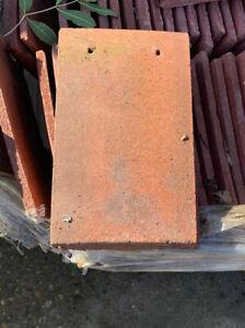 Reclaimed Concrete Nib Roof Tiles