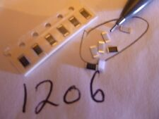 1uf 10% 25v X7R 1206 Size Surface Mount Capacitor 100 Pieces US Seller