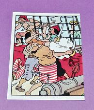 N°66 PANINI TINTIN HERGE LOMBARD 1990 MILOU CAPITAINE HADDOCK TOURNESOL DUPONT