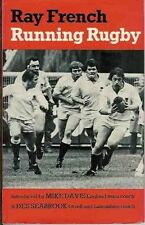 """RUGBY Coaching BOOK - """"esecuzione RUGBY"""" by RAY francese 1980 TASCABILE"""