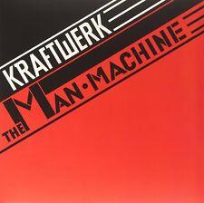 KRAFTWERK Man Machine 180gm Vinyl LP Remastered NEW & SEALED