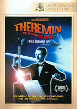 Theremin: An Electronic Odyssey, , New DVD, Leon Theremin, Robert Moog, Clara Ro
