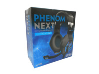 New Evo Core Phenom NEXT Gaming Headset with Boom Mic for PS4, Computer, Tablets