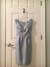 Jenny Yoo Hadley bridesmaid dress in Icelandic Blue
