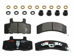 For 1988-1991 Chevrolet C1500 Brake Pad Set Front TRW 25543YV 1989 1990
