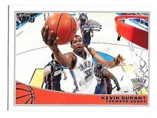 2009-10 Topps Kevin Durant