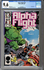 Alpha Flight #29  CGC 9.6