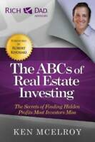 The ABCs of Real Estate Investing: The Secrets of Finding Hidden Pro - VERY GOOD