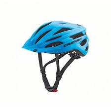 Cratoni Fahrrad Helm Fahrradhelm Pacer MTB Gr. S/M 54-58cm blau matt