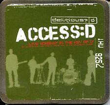 Delerious? - Access:D