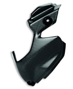 Ducati Ritzelabdeckung aus Kohlefaser SBK