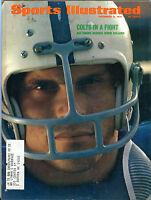 Sports Illustrated Magazine November 8 1971 Norm Bulaich EX 060216jhe
