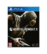 Videojuegos Mortal Kombat PAL