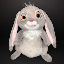 2013 DISNEY Plush TALKING CLOVER Bunny SOFIA THE FIRST Stuffed Rabbit Animal Toy