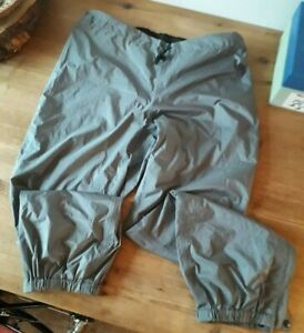 Patagonia light weight mens waterproof trousers XL - worn a couple of times