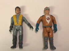 KENNER | 1987 - THE REAL GHOST BUSTERS - RAY STANTZ & PETER VENKMAN