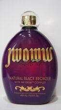 NEW Australian Gold Jwoww Natural Black Bronzer with Ink Drink Complex
