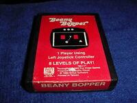 BEANY BOPPER 1982 Atari 2600 Game Cartridge ONLY